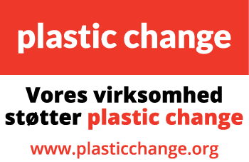 Plastic Change is an international NGO based in Denmark working for an environment and ocean free of plastic. Our work includes conducting research, outreach activities, awareness campaigns, political advocacy, and collaborating with designers and the industry to find sustainable solutions.